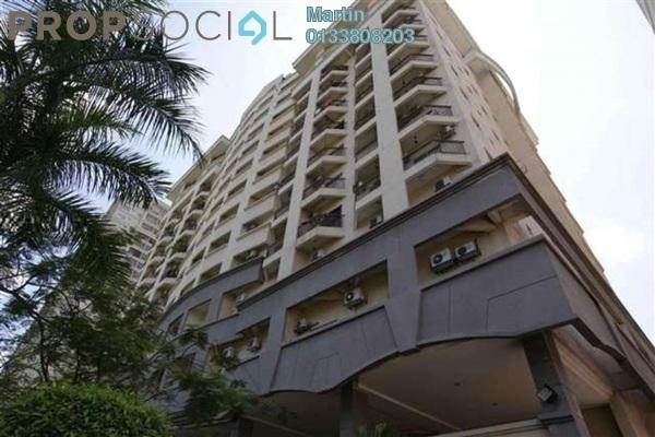 SoHo/Studio For Rent in Mayfair, Sri Hartamas Freehold Fully Furnished 1R/1B 1.5k