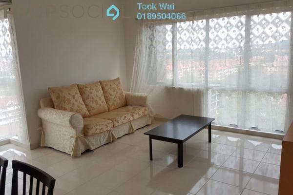 Condominium For Rent in I Residence, Kota Damansara Leasehold Fully Furnished 3R/2B 2.3k