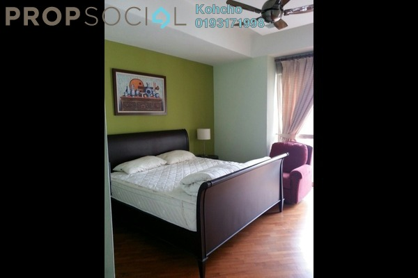 Condominium For Rent in Uptown Residences, Damansara Utama Freehold Fully Furnished 2R/2B 3.5k