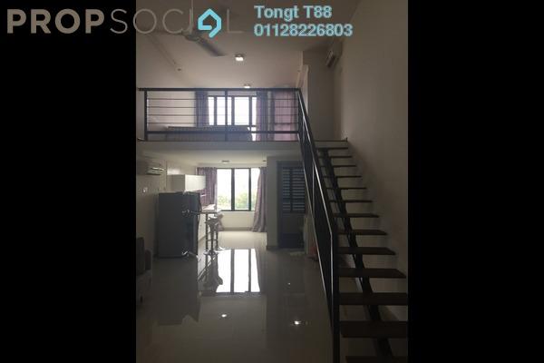 SoHo/Studio For Rent in Subang SoHo, Subang Jaya Freehold Fully Furnished 1R/1B 1.5k