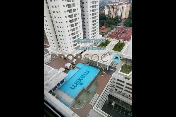 Condominium For Rent in Maxim Citilights, Sentul Leasehold fully_furnished 2R/2B 1.5k