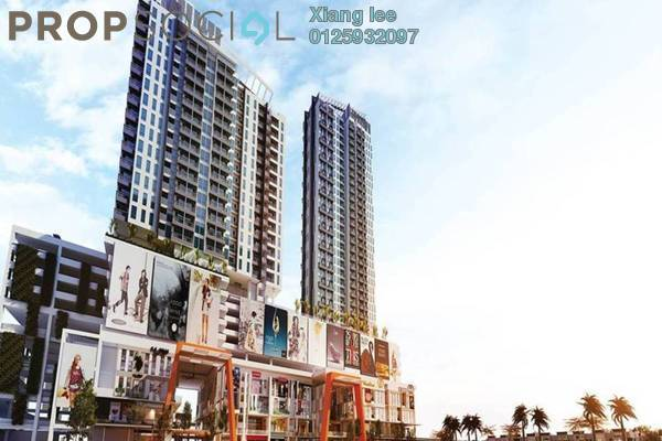 Condominium For Sale in L'MARQ Residence, Semenyih Freehold Semi Furnished 1R/1B 220k