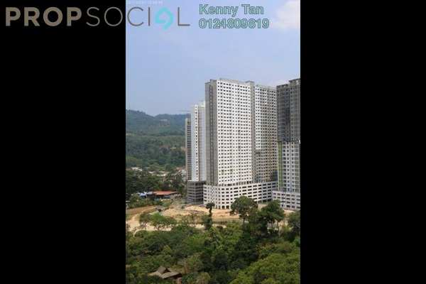 Condominium For Sale in Imperial Residences, Sungai Ara Freehold Unfurnished 3R/2B 570k