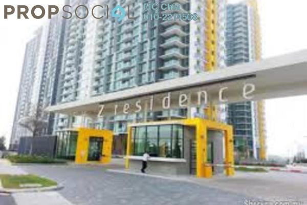 For Sale Condominium at The Z Residence, Bukit Jalil Freehold Unfurnished 3R/2B 680k