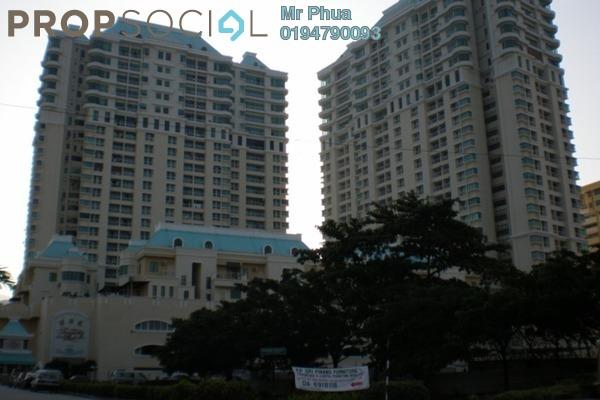 Condominium For Sale in Tanjung Park, Tanjung Tokong Freehold Semi Furnished 3R/2B 780k