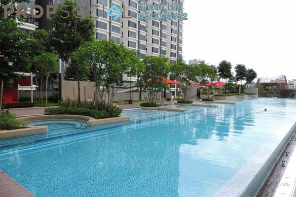 Condominium For Sale in Eve Suite, Ara Damansara Freehold Fully Furnished 0R/1B 530k