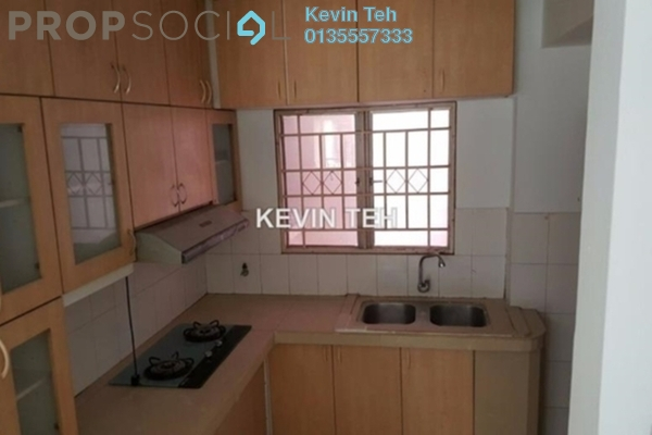 Condominium For Sale in Warisan Cityview, Cheras Freehold Semi Furnished 3R/2B 460k