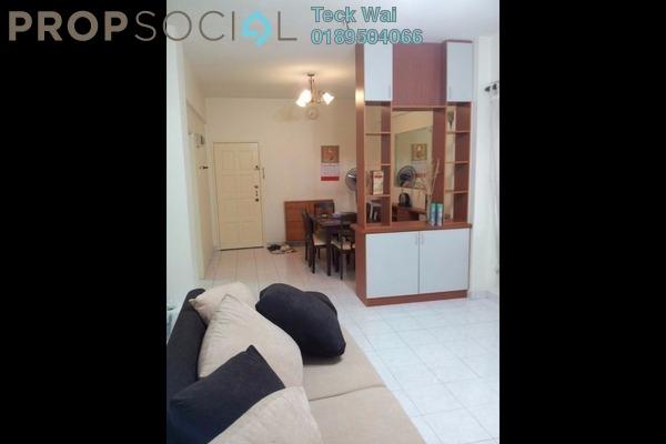 Condominium For Rent in Pelangi Damansara, Bandar Utama Leasehold Fully Furnished 3R/2B 1.65k