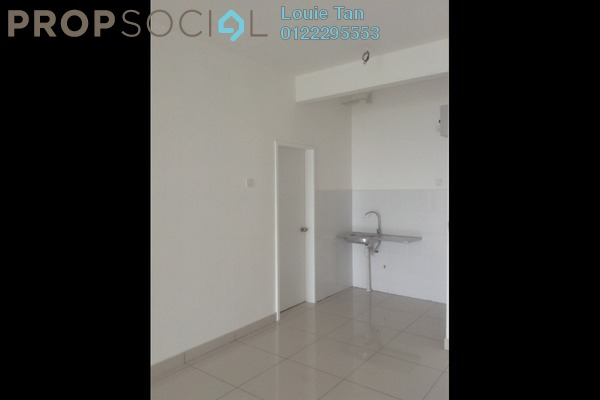 Serviced Residence For Rent in You Residences @ You City, Batu 9 Cheras Freehold Semi Furnished 3R/2B 1.5k