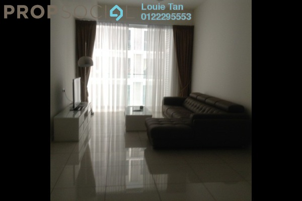 Serviced Residence For Rent in M Suites, Ampang Hilir Freehold Fully Furnished 2R/2B 3k