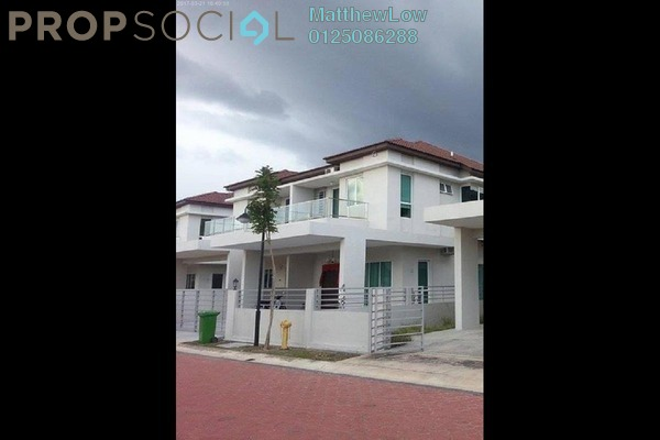 Terrace For Rent in Pearl Garden, Simpang Ampat Freehold unfurnished 5R/3B 1.2k