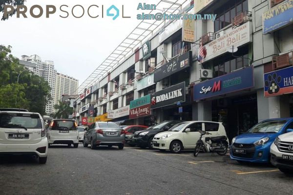 Office For Sale in Desa Sri Hartamas, Sri Hartamas Freehold Unfurnished 0R/0B 4.9m