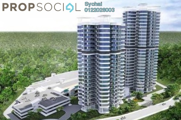 Condominium For Rent in Green Beverly Hills, Putra Nilai Freehold Fully Furnished 2R/2B 1.85k