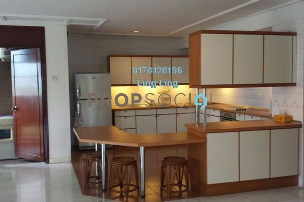 Condominium For Rent in Bangsar Puteri, Bangsar Freehold Fully Furnished 3R/2B 4k