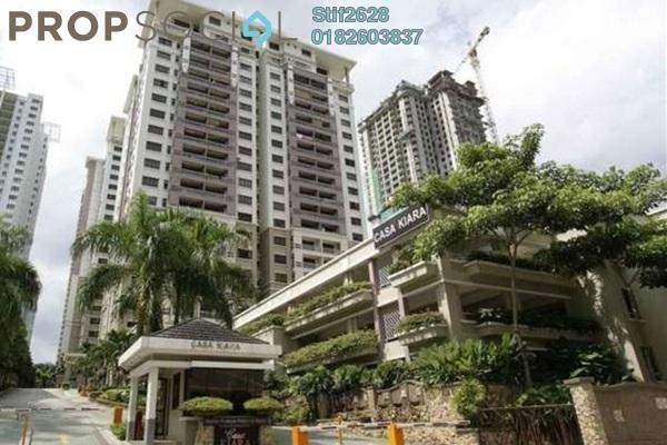 Condominium For Rent in Casa Kiara I, Mont Kiara Freehold Fully Furnished 3R/2B 2.55k