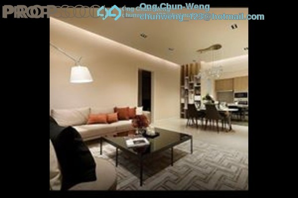 Serviced Residence For Sale in Nadi Bangsar, Bangsar Freehold Fully Furnished 1R/1B 650k