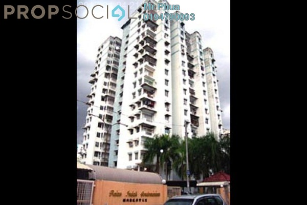 Apartment For Sale in Relau Indah, Relau Freehold Fully Furnished 3R/2B 378k