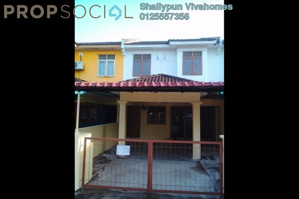 For Rent Terrace at Saujana Puchong, Puchong Freehold Unfurnished 4R/3B 1.3k