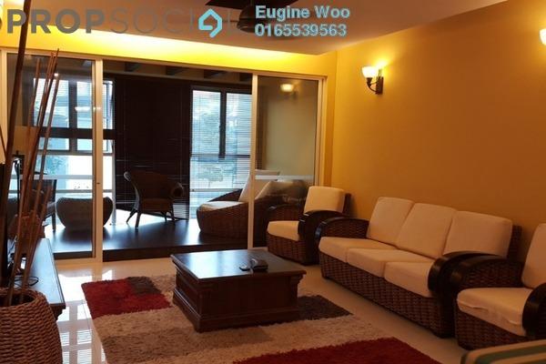 Condominium For Rent in Mont Kiara Meridin, Mont Kiara Freehold Fully Furnished 4R/3B 5.3k