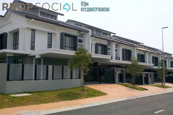 Terrace For Sale in Denai Alam, Shah Alam Freehold Unfurnished 6R/5B 1.6m