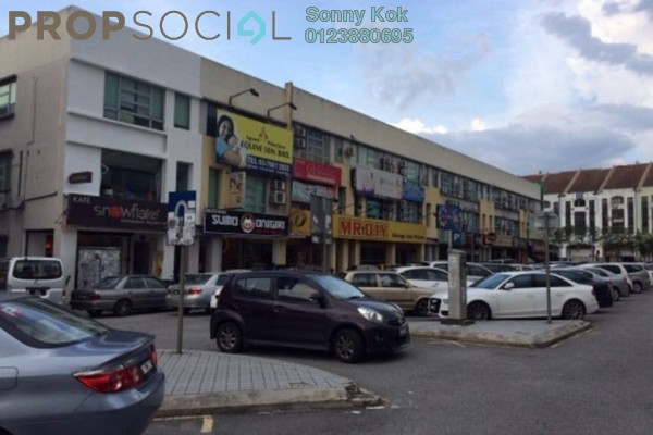 For Rent Shop at Taman Kuchai Jaya, Kuchai Lama Leasehold Unfurnished 0R/0B 19k