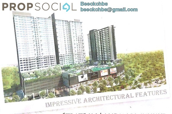 Condominium For Sale in Kiara Plaza, Semenyih Freehold Unfurnished 3R/2B 385k