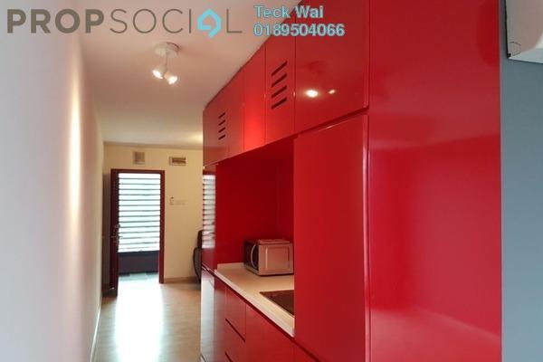 Condominium For Rent in Empire City, Damansara Perdana Leasehold Unfurnished 1R/1B 1.2k