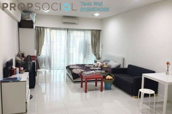 SoHo/Studio For Rent in Summer Suites, KLCC Leasehold Fully Furnished 0R/1B 2.25k