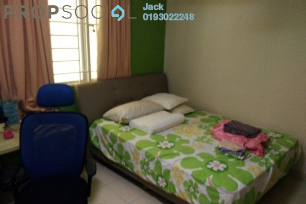 Condominium For Sale in Platinum Lake PV10, Setapak Freehold Semi Furnished 3R/2B 498k