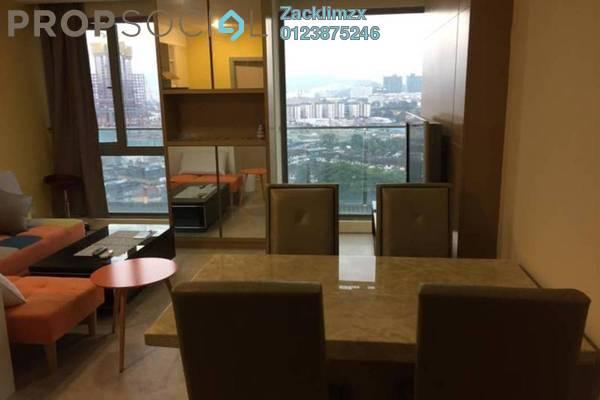 Condominium For Rent in Bintang Fairlane Residences, Bukit Bintang Freehold Fully Furnished 1R/1B 2.5k