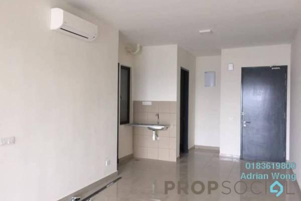 共管公寓 单位出售于 Selayang 18, Selayang Leasehold Unfurnished 3R/2B 605.0千