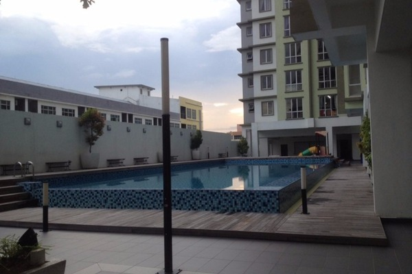 Condominium For Rent in Sentral Residences, Kajang Freehold Semi Furnished 3R/2B 1.4k