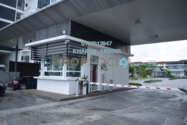 Condominium For Sale in 280 Park Homes, Puchong Leasehold Unfurnished 4R/3B 800k