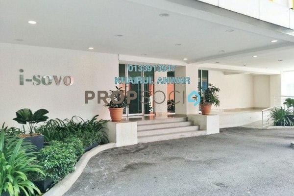 SoHo/Studio For Sale in i-City, Shah Alam Freehold Semi Furnished 0R/1B 320k