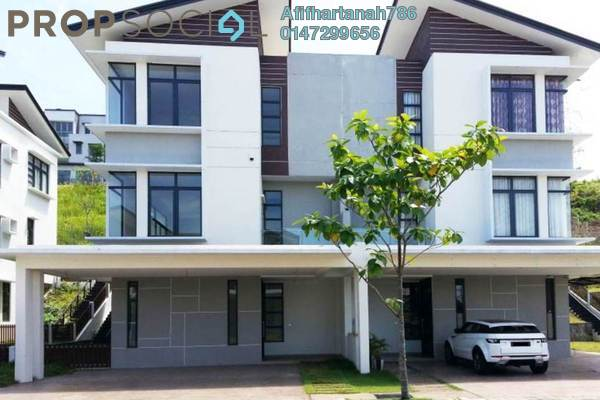 Terrace For Sale in Sunway Eastwood, Seri Kembangan Leasehold Semi Furnished 5R/4B 1.13m