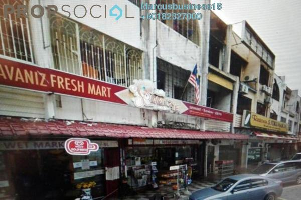 Shop For Rent in SS18, Subang Jaya Freehold Semi Furnished 0R/0B 1.8k