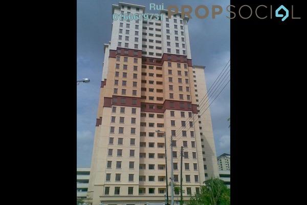 Condominium For Rent in Permai Puteri, Ampang Leasehold Unfurnished 3R/2B 1.35k