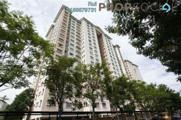 Condominium For Rent in Puncak Damansara, Bandar Utama Leasehold Semi Furnished 2R/2B 1.5k
