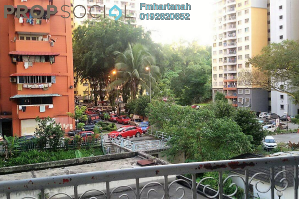 Apartment For Sale in Vista Angkasa, Pantai Freehold Unfurnished 3R/2B 410k