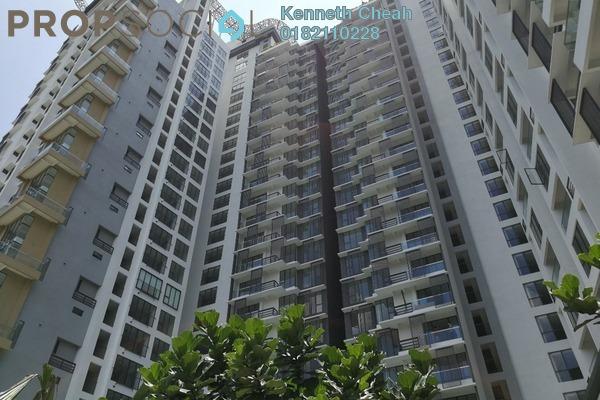 Condominium For Rent in You Vista @ You City, Batu 9 Cheras Freehold Semi Furnished 2R/2B 1.3k