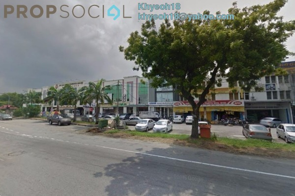 Shop For Rent in Jalan Sungai Nyior, Butterworth Freehold Unfurnished 0R/0B 4k