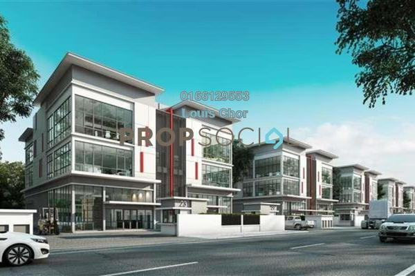 Factory For Rent in Sekitar 26, Shah Alam Freehold Unfurnished 0R/0B 17k