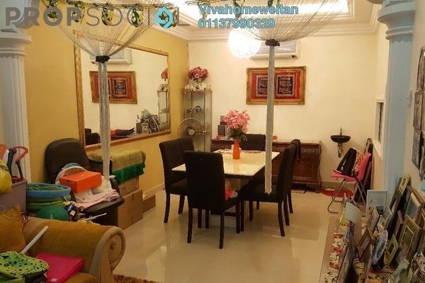 Terrace For Sale in BU1, Bandar Utama Freehold Fully Furnished 4R/3B 1.45m