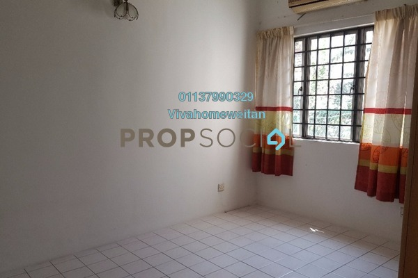 Terrace For Sale in BU1, Bandar Utama Freehold Semi Furnished 4R/3B 1.1m