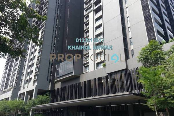 Condominium For Sale in G Residence, Desa Pandan Leasehold Unfurnished 2R/2B 1.06m