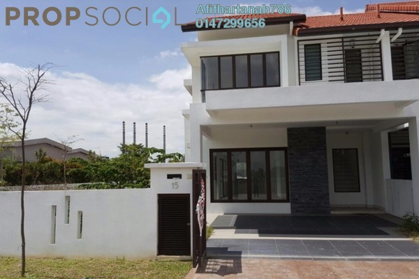 Terrace For Sale in Tenun, Alam Impian Freehold Unfurnished 5R/5B 1.2m