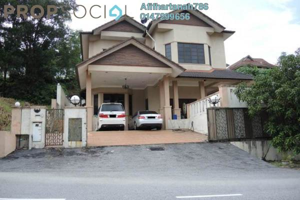 Bungalow For Sale in Section 13, Shah Alam Freehold Semi Furnished 6R/5B 1.75m
