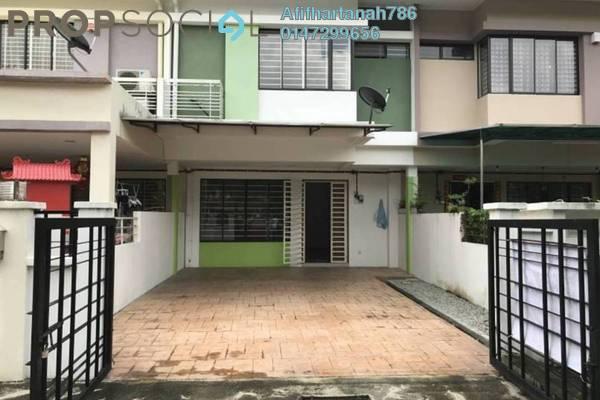 Terrace For Sale in Bandar Teknologi Kajang, Semenyih Freehold Unfurnished 4R/3B 480k