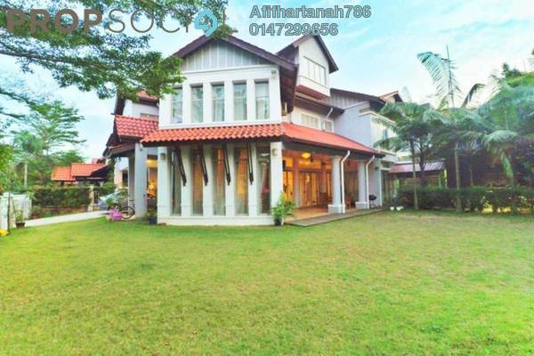 Semi-Detached For Sale in Park Residence, Bukit Jelutong Freehold Unfurnished 6R/6B 2.92m
