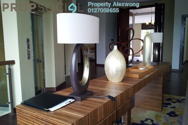 Condominium For Rent in Hartamas Regency 2, Dutamas Freehold Fully Furnished 3R/2B 2.7k